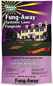 Green Light 03216 10-Pound Fung-Away Systemic Lawn Granules