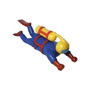 Toysmith Wind-Up Diver
