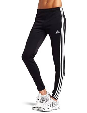 Amazon.com: adidas Women's Tiro 11 Training Pant (Black, Fresh Pink, X