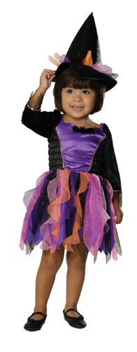 Toddler Bat Witch Costume