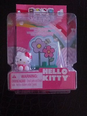 Hello Kitty Squinkies