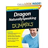 img - for Dragon NaturallySpeaking For Dummies 2nd Second edition byDiamond book / textbook / text book