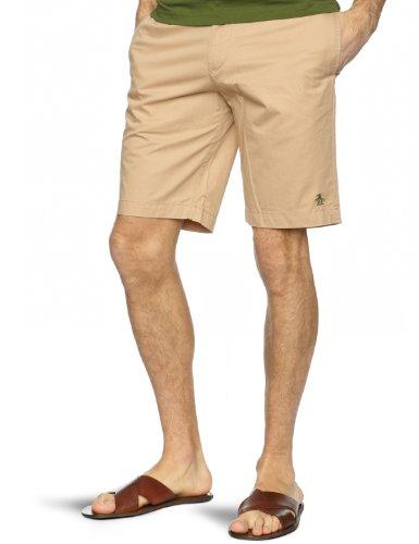 Original Penguin Basic Cotton Shorts Men's Shorts Cornstalk 34