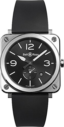 Bell & Ross Aviation BRS-BL-ST/SRB