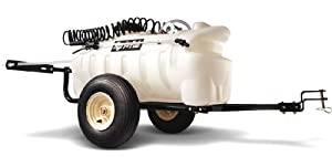 Agri-Fab 45-0293 25-Gallon 12-Volt Professional Tow Sprayer from Agri-Fab