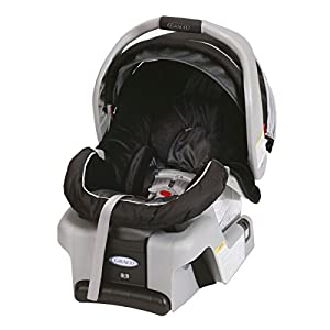 Graco SnugRide 30 Classic Connect Infant Car Seat, Metropolis