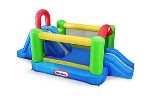 Little Tikes Jump N Double Slide
