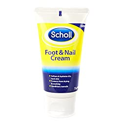 Scholl Foot and Nail Cream, 75gm