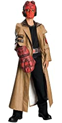 Hellboy Deluxe Kids Costume