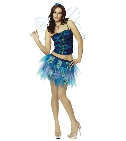 Franco Ladies Enchanted Butterfly Adult Costume