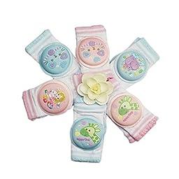 Jojobaby Baby Girls/boys Toddler Cartoon Knee Socks Bright Cute Long Cotton Leg Warmers