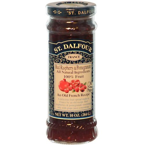 St. Dalfour - Fruit Spread 100% Natural Jam Red