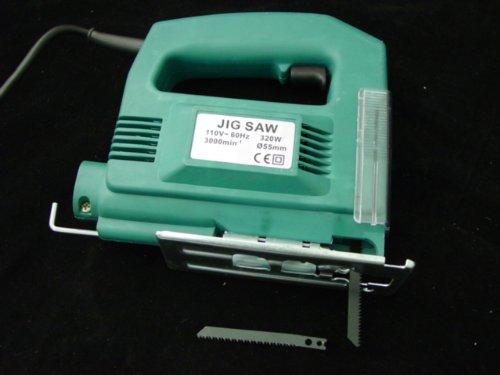 New Electric Jigsaw - Power Tool Set