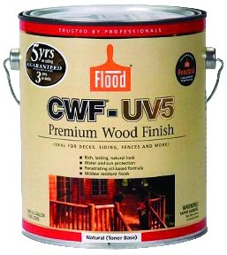 Buy FLOOD 46520 350 VOC CWF UV5 NATURAL BASE PREMIUM WOOD FINISH SIZE:5 GALLONS. (FLOOD Painting Supplies,Home & Garden, Home Improvement, Categories, Painting Tools & Supplies, Paint Stain & Solvents, Stain)