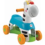 Fisher-Price Rollin' Tunes Zebra Baby Toy