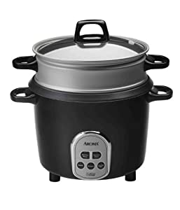 Amazon.com: Aroma ARC-787D-1NG 14-Cup (Cooked) Digital