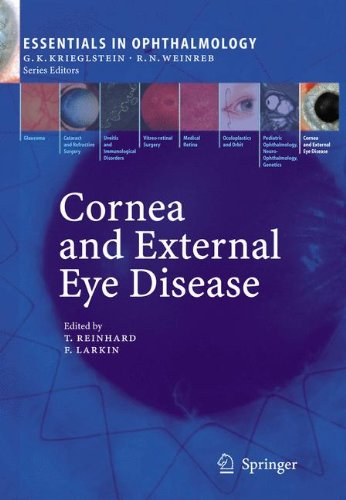 Cornea And External Eye Disease (Essentials In Ophthalmology)
