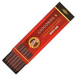 Koh-I-Noor 6 Gioconda 5.6 mm Light Brown Sepia. 4377