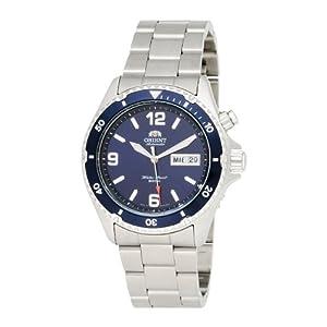 Orient男式CEM65002D 'Blue Mako'自动手表