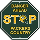 Green Bay Packers Stop Sign