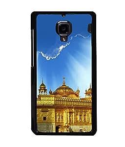 printtech Golden Temple Punjab Back Case Cover for Xiaomi Redmi 1S::Xiaomi Redmi (1st Gen)