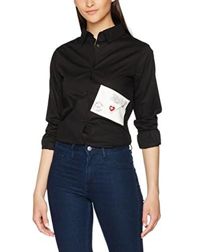 Love Moschino Camicia Donna  [Bianco]