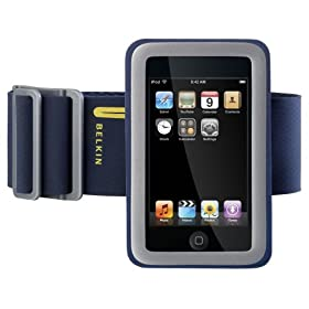 41wySBcOUKL. SL500 AA280  Belkin F8Z243 MBL iPhone v1 and iPod touch Sport Armband Plus   $19