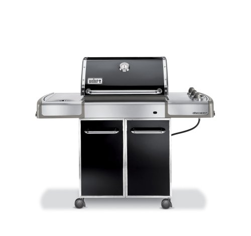 Weber Genesis Grill E-320 Propane Gas Black 3751001