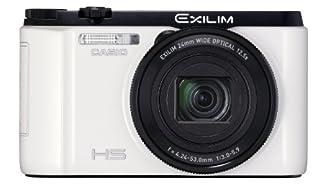 CASIO デジタルカメラ EXILIM EX-FC400SWE 石川遼プロのスインググムービー内蔵モデル ゴルファー向けハイスピードカメラ 1610万画素