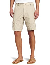 Columbia Men\'s Barracuda Killer Short, 36, Fossil