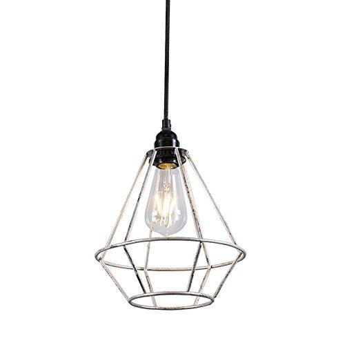 qazqa-lampada-a-sospensione-frame-luxe-b-design-moderno-metallo-grigio-tondo-adatto-per-led-e27-max-