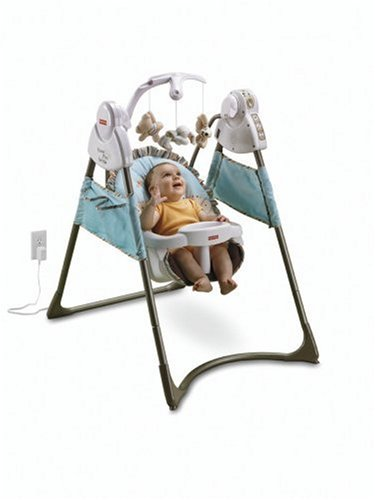 3 tips in buying the best electric baby swing