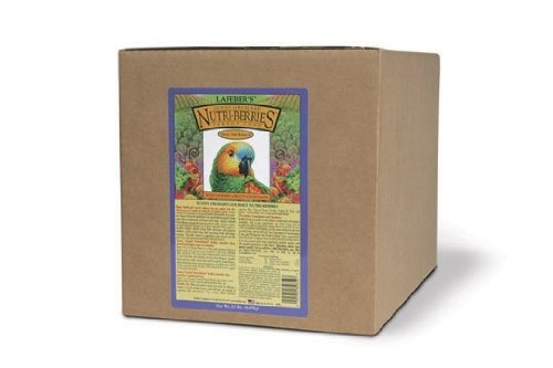 Cheap Lafeber Flavored Nutri-berries Sunny Orchard: Parrot 20 Lbs. (B001NPX5FI)