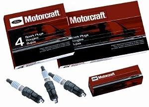 Motorcraft SP400 Suppressor Spark Plug , Pack of 1