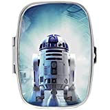 Star Wars R2 D2 Unique Custom Design Pill Box Medicine Tablet Organizer Dispenser Case - B01G6PYD5A