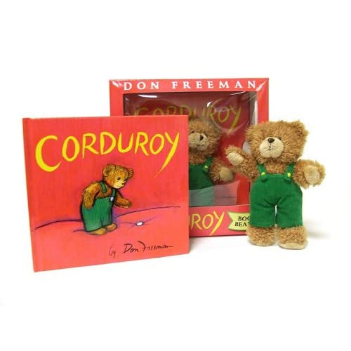 Courduroy Bear