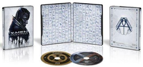 X-Men: Apocalypse Limited Edition Steelbook (Blu-ray + DVD + Digital HD, Includes Digital Copy)