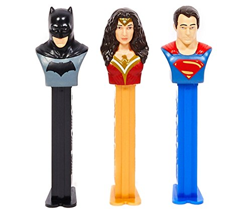 Various DC Comic Character Pez Despensers - 1