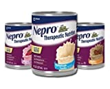Nepro with Carb Steady Variety Pack 24-8oz Cans (Homemade Vanilla, Mixed Berry, & Butter Pecan)