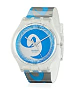 Swatch Reloj de cuarzo Unisex Perfect Wave SUDK111 34 mm