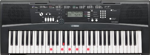 Yamaha-EZ-220-Teclado-porttil-61-teclas-392-voces-color-negro