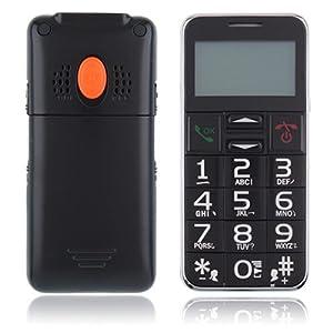 Amazon.com: Unlocked Senior Cell Mobile Phone w/ Worldwide GSM 900