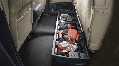 Genuine 2007 - 2013 Toyota Tundra Under Seat Storage