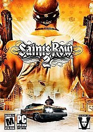 SAINTS ROW 2-NLA