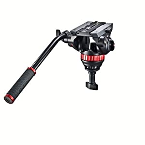 Manfrotto MVH502A 502 Video Head with 75mm Half Ball; manu. price = $224.88
