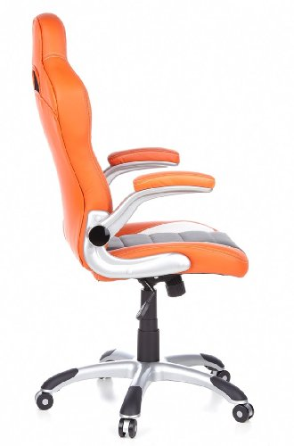 Hjh office racer sport silla gaming o de oficina color for Rebajas sillas gaming