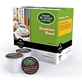 Keurig K-Cup Coffees Flavor: Breakfast Blend 18 Count