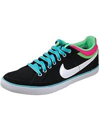 Nike Womens Capri III, Size 9.5 Black/White/Turq/Pink