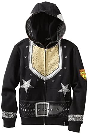 Volcom - Boys Kiss Full Zip Hoodie, Size: X-Small, Color: White