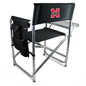 NCAA Nebraska Cornhuskers Sports Chair by Picnic Time